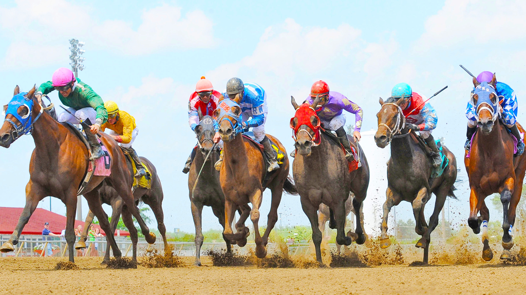 triple crown race day