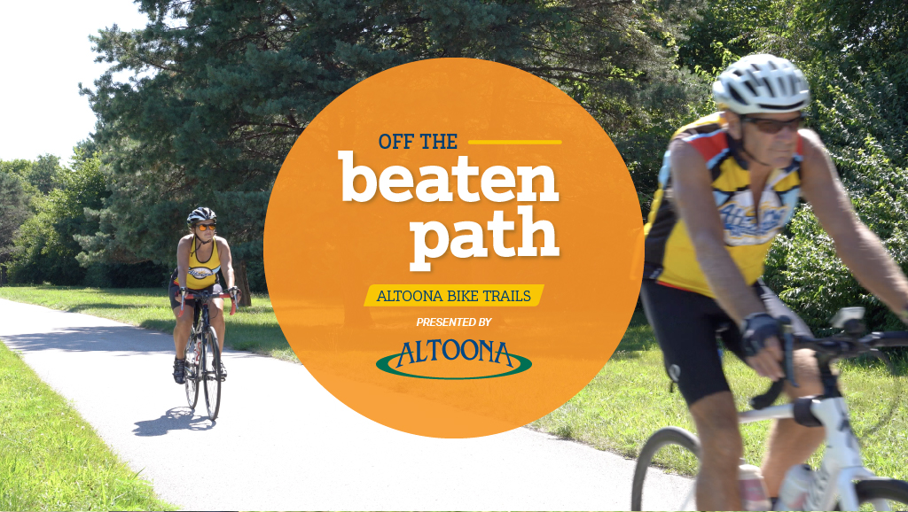 Off the Beaten Path: Meet the Willeys, Altoona's Local Cycling Celebrities