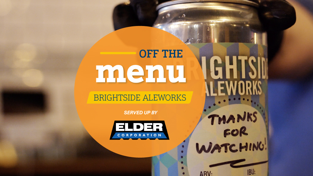 Off the Menu: Brightside Aleworks