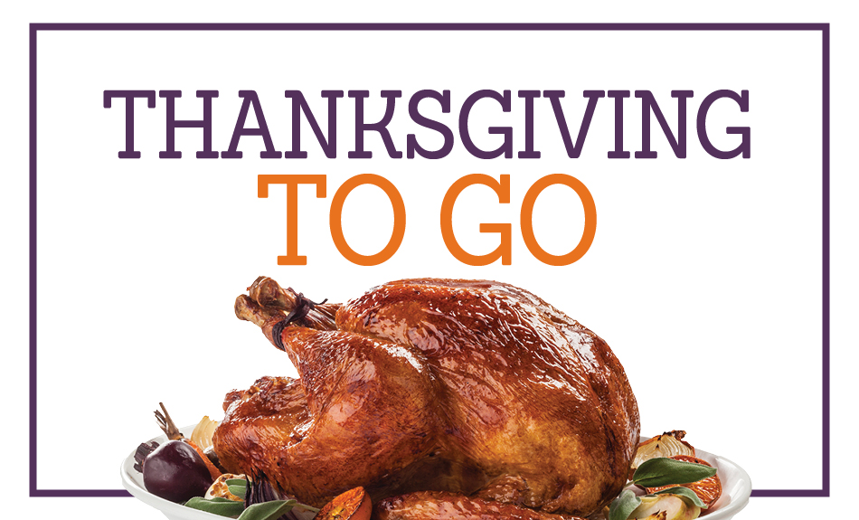 thanksgiving to go meals