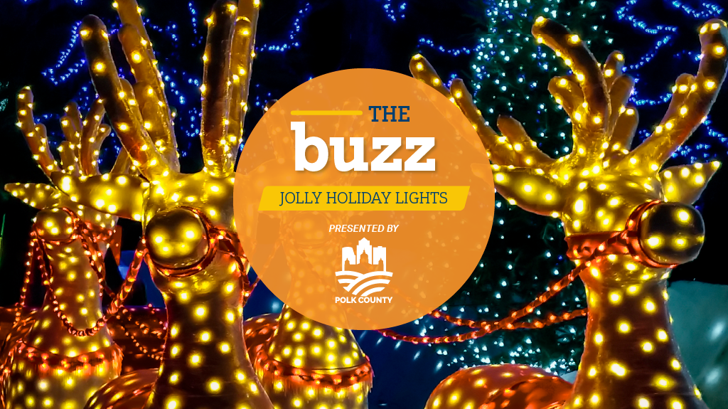 Lights, Santa, Action! Jolly Holiday Lights is back Nov. 27th-Dec. 30th