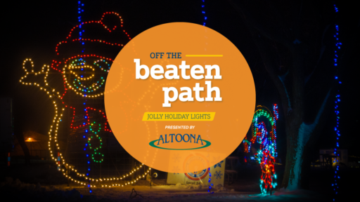 off the beaten path holiday lights