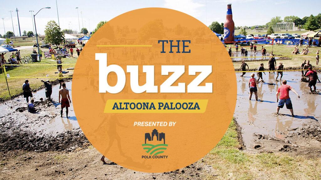 the buzz altoona palooza